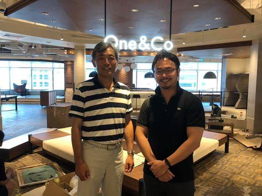 シンガポールに新しいビジネス拠点