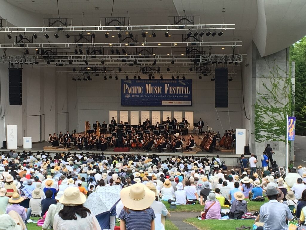 PMF2021 チケット予約開始 コロナの夏を音楽で癒そう!